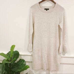Banana Republic Wool/Cashmere Dress Size M